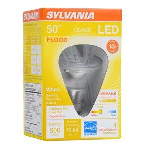 SYLVANIA LED PAR20 7 W Dimmable 81CRI 500 Lumen 3000K 15000 Life