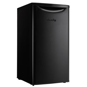 Danby Contemporary Classic 3.3-cu ft Freestanding Compact Refrigerator (Stainless Steel) ENERGY STAR