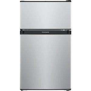 Frigidaire 3.1-cu ft Top-Freezer Refrigerator (Silver Mist) ENERGY STAR