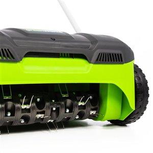 Greenworks 14-in 10-Amp Dethatcher