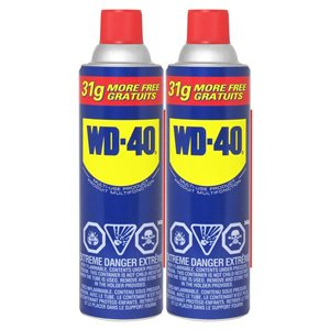 WD-40 33 -oz WD-40 342g Twin Pack