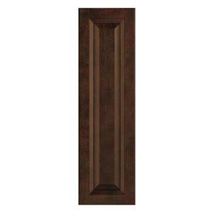 Nimble by Diamond 9 -in W x 30-in H x 0.75-in D Umber Wall Cabinet Door