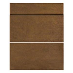 Nimble by Diamond 24-in W x 30-in H x 0.75-in D Mocha Base Cabinet Drawer Fronts