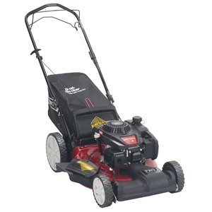 CRAFTSMAN 21-in 159cc Front Wheel Drive Self Propelled Mower