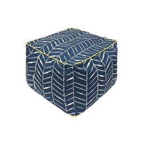 allen + roth Herringbone Square Outdoor Cushion