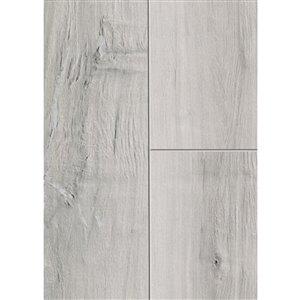 Mono Serra Group Gray Maple 4-mm Luxury Vinyl Plank Flooring (7-in W x 51-in L)
