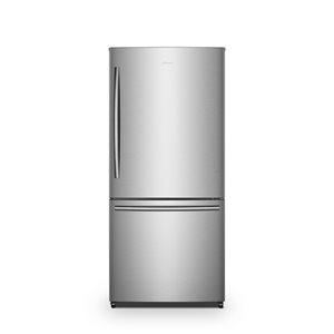 Hisense 17 Cu.Ft. Bottom-Mount Counter-Depth Refrigerator