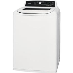 Frigidaire 4.7-Cu Ft High-Efficiency Top-Load Washer (White)