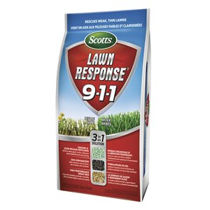 Scotts 8-kg Lawn Response Grass Seed Quick Fix Seed