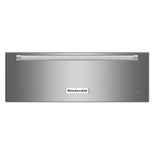 KitchenAid 27-in Warming Drawer (Stainless Steel)