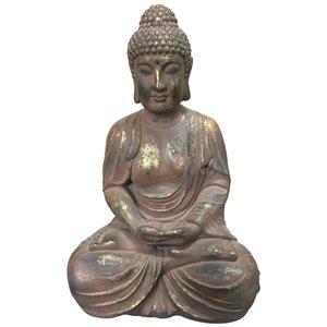 Angelo Decor International Golden Buddha Statue
