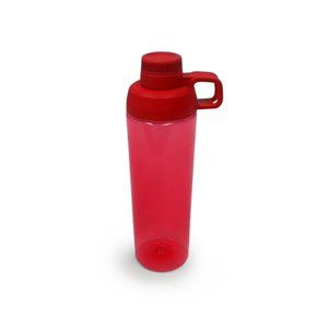 Red Hydration Bottle