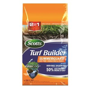 Scotts 4-kg Turf Builder Summerguard Lawn Food (34-0-0)
