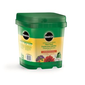 Miracle-Gro Miracle-Gro All purpose Food (24-8-16)