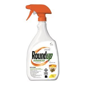Roundup 1L Advanced Grass and Weed Control Spray