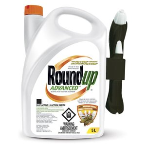 Roundup Roundup Advanced Grass and Weed Control Spray with PNS Applicator 5 L