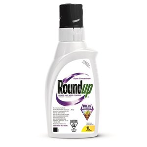 Roundup Roundup Super Concentrate Non-Selective Herbicide 1 L