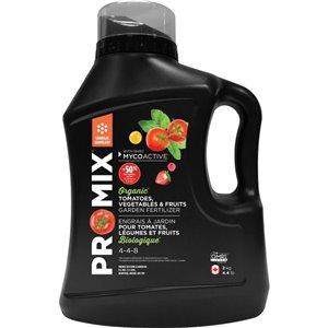 PRO-MIX 4.4-lb Organic Tomato, Vegetable & Fruit Garden Fertilizer (4-4-8)