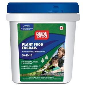 Plant-Prod 3.6-lb Evergreen, Tree & Shrub Water Soluable Plant Food (30-10-10)