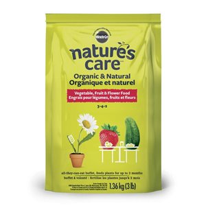 Miracle-Gro 1.36kg NC Veg, Fruit & Flower Plant Food