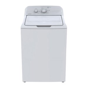 MOFFAT 4.4 cu. ft. Top Load Washer with Stainless Steel Tub- White