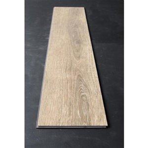 Faber Centurion 7-in x 48-in Oak Light Brown Vinyl Plank
