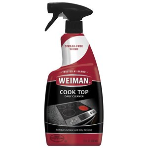 Weiman Products Cooktop Daily Cleaner 22 oz