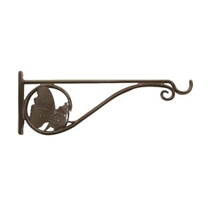 15-in Cast Butterfly Bracket
