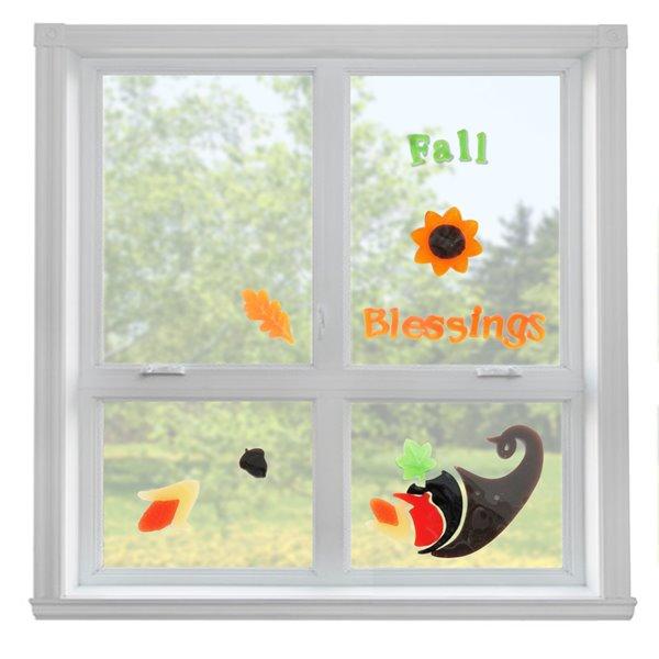Reusable Window Gels  TRUCKS  Washable