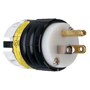 Legrand PS5266-XGCMCCV4 3-Wire Grounding Plug