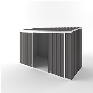 10-ft x 5-ft SpaceSaver Steel Storage Shed