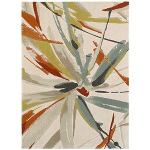 Balta Multicolor (Common:; Actual: 7.83-ft W x 10-ft L)