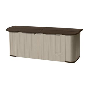 Suncast 7-ft x 3-ft Lean-To Storage Shed