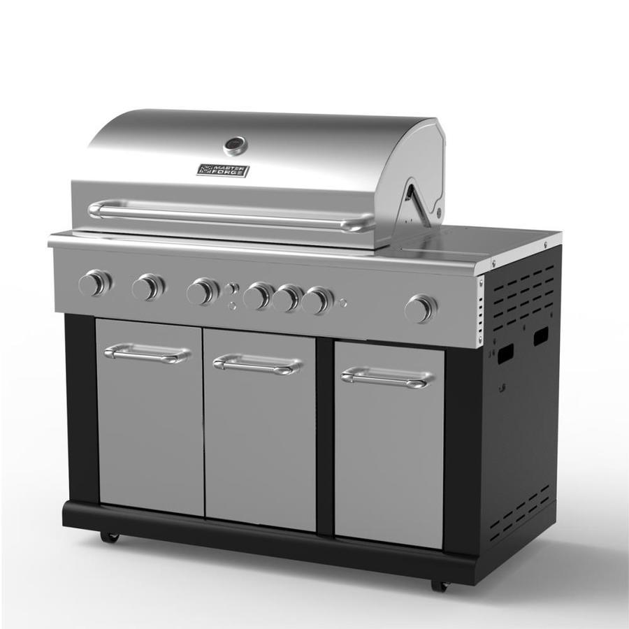 11-Piece Modular Outdoor Kitchen Set