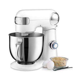 Cuisinart 5.5-Quart 12-Speed White Countertop Stand Mixer
