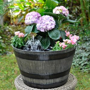 smartpond 70 GPH Container Fountain Kit