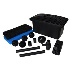 smartpond Complete Pump Filter Kit