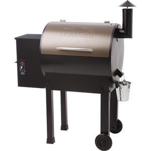 Traeger Pellet Grills Lil Tex Elite 22 Wood-Fired Grill