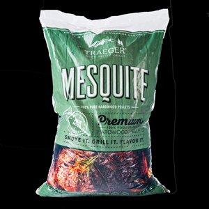 Traeger Pellet Grills 20-lb Mesquite Hardwood Pellets