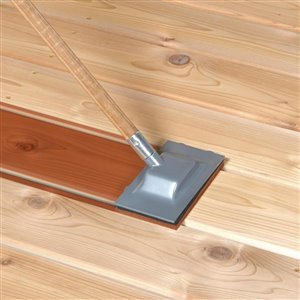 """HomeRight Deck Pro 7"""" Flat Stainer"""