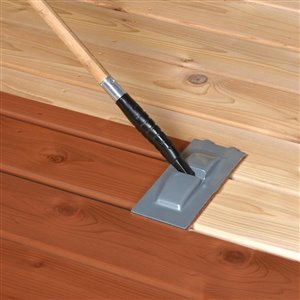 """HomeRight Deck Pro 9"""" Flat Stainer"""
