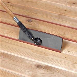 "HomeRight Deck Pro 12"" Flat & Gap Stainer"