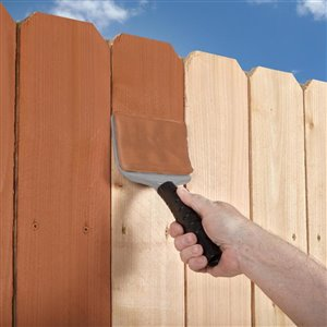 """HomeRight Deck Pro 5"""" Fence Stainer"""