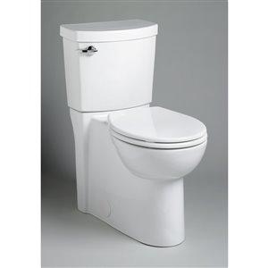 American Standard Clean White Watersense Round Comfort