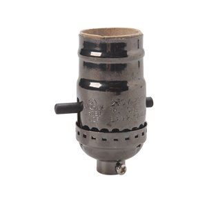 Litex 250-Watt Bronze Lamp Socket