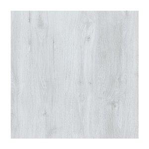 Faber 4mm Chablis Grey Vinyl Plank Sample