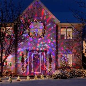 Gemmy MegaProjection LED Multi-Colour Light Projector