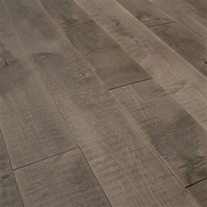 Chalet Collection 3.25-in Prefinished Titanium Maple Hardwood Flooring (20 Sq. Feet)