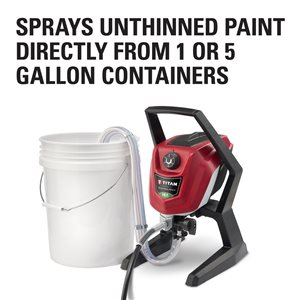 TITAN ControlMax 1500 Electric Airless Paint Sprayer