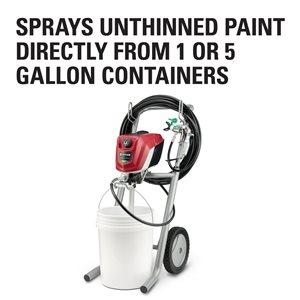 TITAN ControlMax 1700 Pro Electric Airless Paint Sprayer
